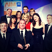 AIM Awards Look Back: Marketing Team of the Year