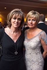 Geraldine O'Leary, RTÉ Television & Carolyn Odgers, Chemistry
