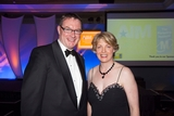 Michael Carey, Chairman, The Marketing Institute & Tánaiste Mary Coughlan
