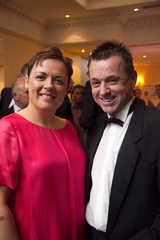 Paula Murphy, Independent Newspapers & Ciaran Conroy, Leopardstown Racecourse