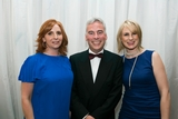 Lisa Browne, ESB Electric Ireland; Sean Walsh, Electric Ireland and Julie Manahan, Croke Park