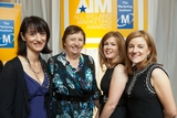 Loretta Lambkin, DDA; Mary Lambkin, UCD; Natalie McGuinness, MasonHayes and Curran (and Irene O'Gorman, Deloitte)