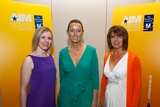 Lucinda Keogh, John West Foods; Jenny Taafe, iZest and Grainne Byrne, gbc Public Relations