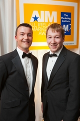 Shane Guest , Cadbury Ireland and Daragh Rea, MC2