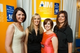 Sian Gray; Niamh Heaney; Norma O'Kelly, Nokia, and Tara Cassidy, Digital Consultant