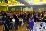 Standing Ovation for President Mary McAleese