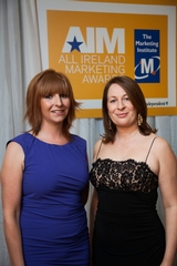Lisa Browne and Edel McCarthy, Electric Ireland