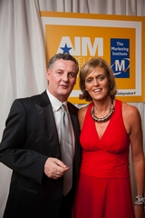 Michael Killeen, Dialogue Marketing with Geraldine O'Leary, RTÉ Media Sales