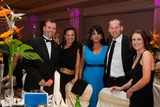 Rob Pryce, Microsoft; Taryn Casey, Edelman; Michelle Spillane, James Howell and Orla Sheridan, Microsoft