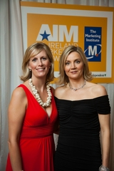 Sarah Wagstaff, Pembroke Communications and Anna Doody, HP