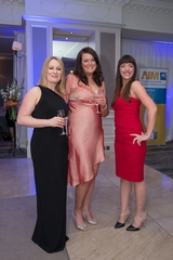 Edel McCarthy, Mischa McInerney and Nicola O'Leary; Electric Ireland