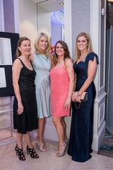 Aisling Hookway, Laura Hendrick, Louise Gillen and Laura Noble, Clear Channel Ireland