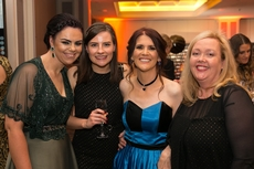 Mary Walsh, Maureen Byrne, Joanne Schiller and Jennifer Bates, Aldi