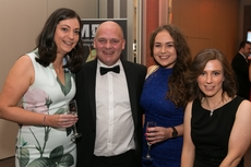 Jessica Wall, John Hanly, Emma Houlihan and Jenny Egan, BWG Foods